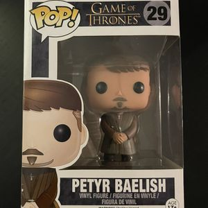Petyr Baelish Game Of Thrones Funko Pop for Sale in Miami, FL