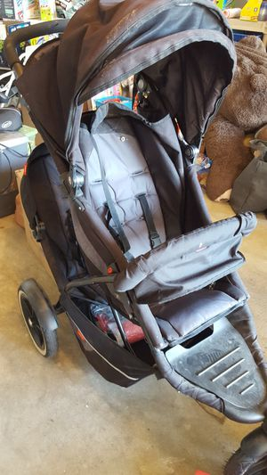 Phil and Ted's Double Stroller with seat attachment for Sale in Mill Creek, WA