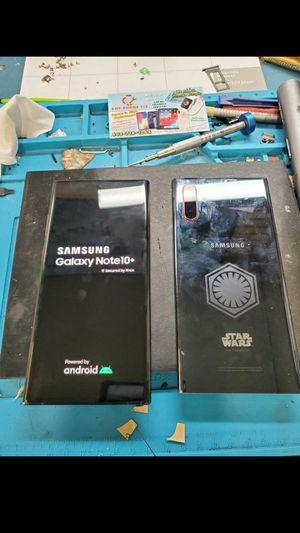 Samsung note 10 samsung s9 for Sale in Phoenix, AZ