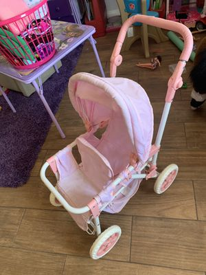 Doll double stroller for Sale in Ramona, CA