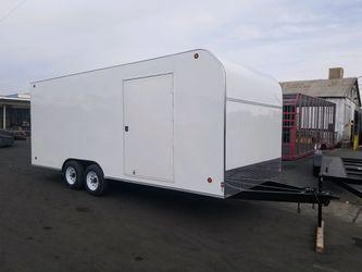 8-1/2 x 20 x 7 Enclosed Cargo Trailer for Sale in Santa Clarita,  CA
