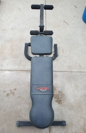 *****WEIGHT BENCH***** for Sale in Fresno, CA