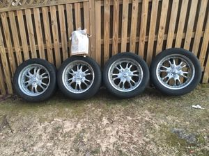 """20"""" chrome rims for Sale in Fort Meade, MD"""