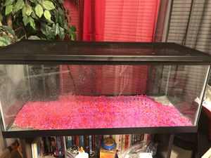 Aqueon 20 Gallon Glass Aquarium Tank & More! for Sale in Smyrna, GA