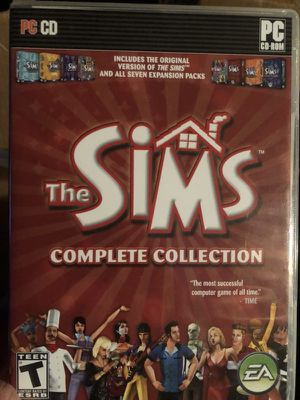 The Sims Complete Collection for Sale in Littleton, CO