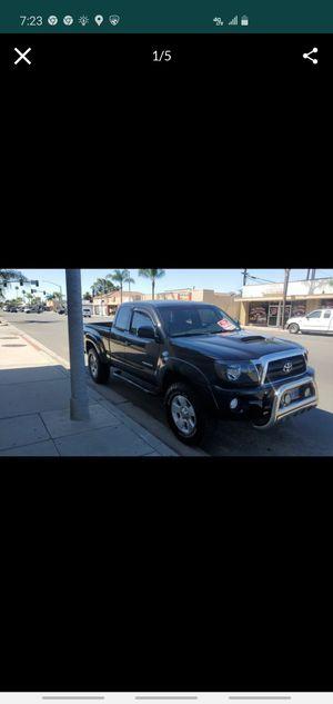 Toyota tacoma v6 for Sale in Escondido, CA