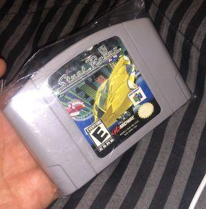 Stunt racer Nintendo 64 for Sale in Irving, TX