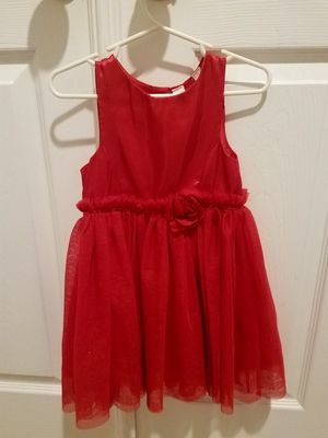 Size 2T Red Holiday dress for Sale in Hayward, CA
