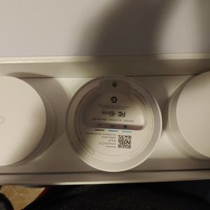 Google Wifi - Mesh Wifi System - Wifi Router for Sale in New Hampton, NH