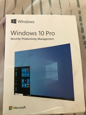 Windows 10 pro usb drive for Sale in Stockton, CA