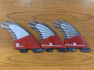 FCS2 Accelerator PC Carbon Fins for Sale in Huntington Beach, CA