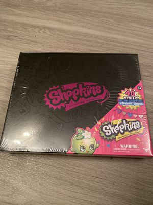 Shopkins Mystery Box for Sale in Irving, TX