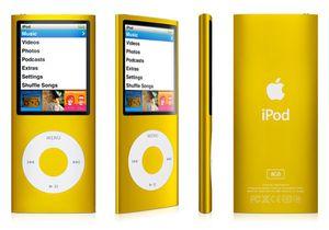 iPod Nano Yellow for Sale in Sudbury, MA