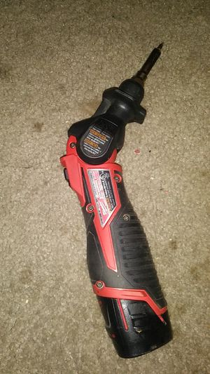 Milwaukee M12 Soldering Iron with battery for Sale in Bonney Lake, WA