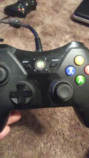 Xbox 360 controller for Sale in El Dorado, AR