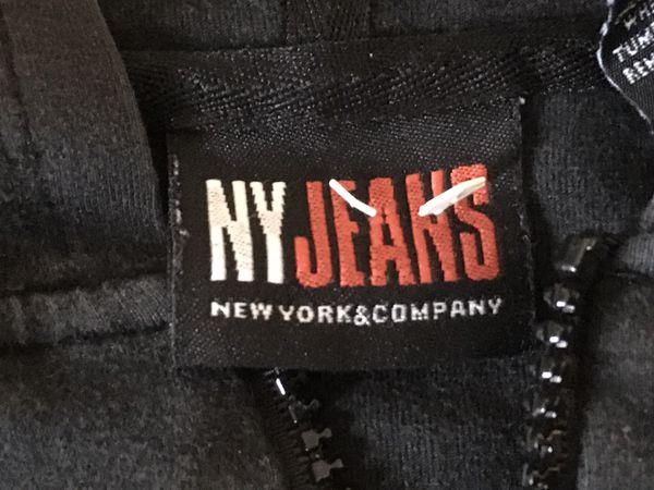 Women's New York & Company Hoodie Jacket Size XSmall