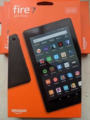 """**BRAND NEW** FIRE 7"""" TABLET(32 GB) for Sale in Hackensack, NJ"""