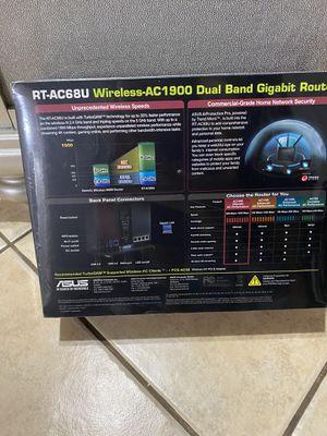 Asus router for Sale in Phoenix, AZ