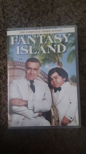 Fantasy Island season 3 dvd for Sale in Lomita, CA