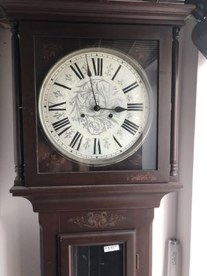 Antique weight drive grandfather clock for Sale in Lutz, FL