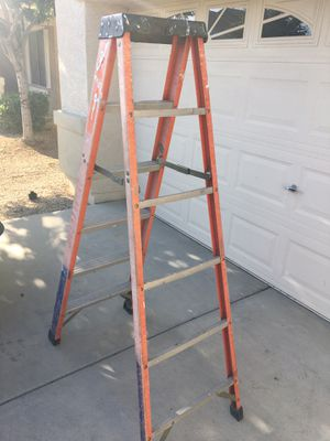 Ladder 6' foot for Sale in Goodyear, AZ