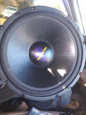 Pro series 15inch subwoofer car audio for Sale in Jacksonville, FL