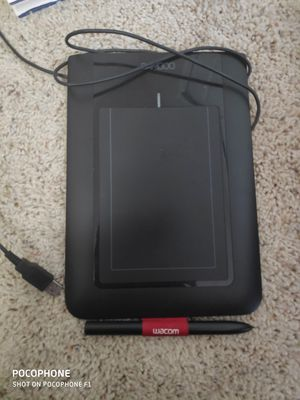 Wacom bamboo tablet for Sale in Clackamas, OR