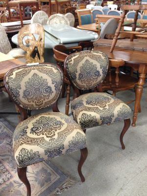 Vintage chairs for only $140.00 for Sale in Cheshire, CT