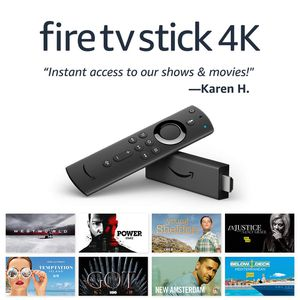 Brand new in box Fire TV streaming stick with Alexa built in, 4K Ultra HD, Dolby Vision, Includes the Alexa Voice Remote for Sale in Redmond, WA