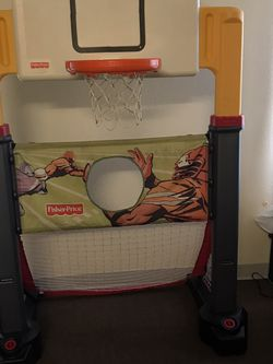 Fisher Price 3-1 Sport Zone for Sale in Redmond,  WA