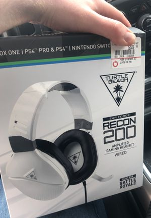 Turtle beach gaming headset for Sale in Franklin, TN