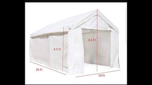 Carport Garage Canopy Tent Shelter for Sale in Tacoma, WA