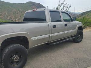 2002 Gmc sle 2500 duramax for Sale in Wenatchee, WA