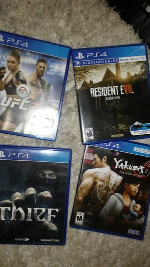 PS4 Games for Sale in Saint Robert, MO
