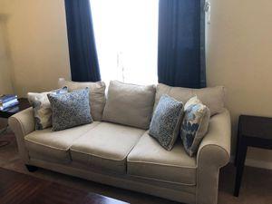 Sofa +loveseat+ 3 coffee table for Sale in Richmond, VA