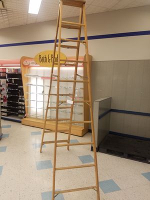10 foot step ladder $45.00 for Sale in Essex, MD