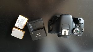 Canon T3i for Sale in San Gabriel, CA