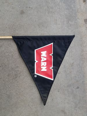 WARNER WINCH FLAG for Sale in Salem, OR