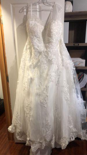 Wedding Dress for Sale in Buckley, WA