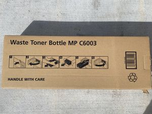 Waste Toner Bottle MP C6003 for Sale in Orlando, FL