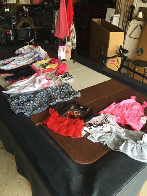 6-12 months girls baby clothes brand new for Sale in Poway, CA