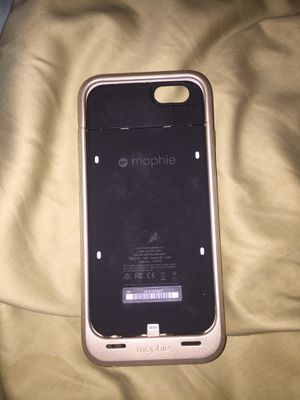iPhone charging case for Sale in Monico, WI