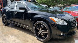 2011 - 2017 INFINITI M37 M56 Q70 ALL PART OUT FOR SALE! for Sale in Fort Lauderdale, FL