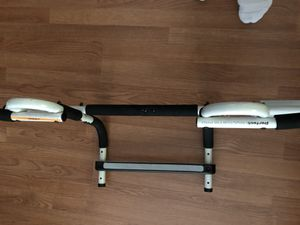 Perfect Fitness Multi gym doorway pull up bar for Sale in Tampa, FL
