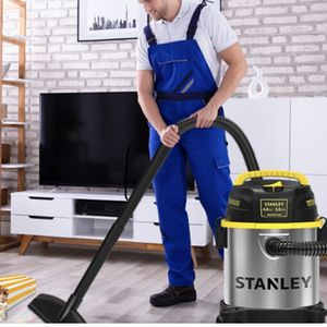 Stanley StainlessSteel Wet/Dry Vac compare to $.80.00 at walmart for Sale in Los Angeles, CA