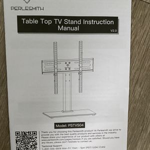 Perlesmith TV stand for Sale in Seattle, WA