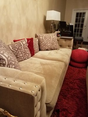 Sofa, loveseat and ottoman for Sale in Tampa, FL