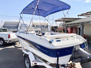 2003 chaparral 18ft boat open now $10500 for Sale in Apache Junction, AZ