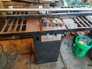 Alltrade professional table saw unisaw for Sale in Joliet, IL