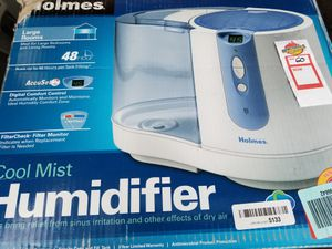 Holmes large room humidifier for Sale in Fresno, CA